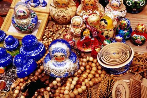 Souvenirs of Lake Baikal